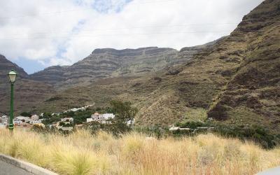 Barranco de Arguineguin Parcela Urbanizada.
