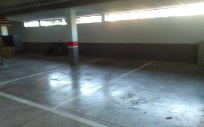 Arguineguin, Plaza de Garaje.