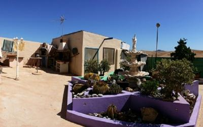 Fuerteventura, Antigua, Casa con terreno.
