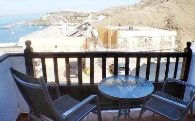 Patalavaca Apartamento con vistas al mar.