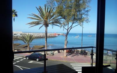 Arguineguin Apartamento vista al mar.